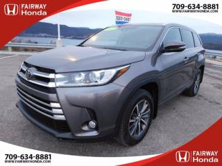 Used 2017 Toyota Highlander XLE for sale in Corner Brook, NL