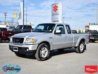 Used 2009 Ford Ranger Sport Super Cab 4x4 ~4.0L V6 ~ONLY 141,000 KM! for sale in Barrie, ON