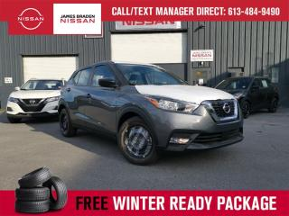 New 2020 Nissan Kicks S for sale in Kingston, ON
