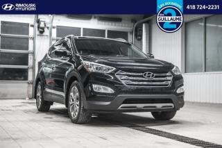 Used 2014 Hyundai Santa Fe Sport 2.0T Limited AWD chez Rimouski Hyundai for sale in Rimouski, QC