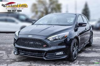 Used 2016 Ford Focus ST ST! for sale in Bolton, ON