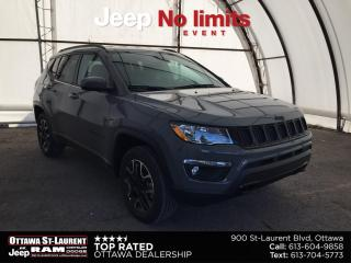 New 2021 Jeep Compass Sport UPLAND 4X4 for sale in Ottawa, ON