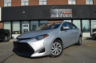 Used 2017 Toyota Corolla LE for sale in Concord, ON