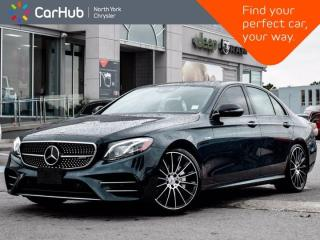 Used 2018 Mercedes-Benz E-Class AMG E 43 4MATIC Massage Seats Burmester for sale in Thornhill, ON