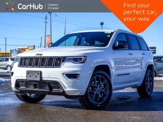 New 2021 Jeep Grand Cherokee New 80th Anniversary Edition Navigation Panoramic Sunroof Blind Spot Remote Start 20