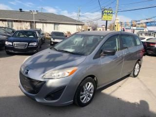 Used 2012 Mazda MAZDA5 for sale in Laval, QC