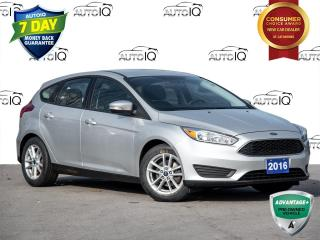 Used 2016 Ford Focus SE BRAND NEW TIRES! WINTER PACKAGE | BACKUP CAMERA for sale in St Catharines, ON