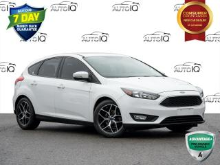 Used 2017 Ford Focus SEL CLEAN CARFAX | WINTER PACKAGE | BRAND NEW TIRES AND BRAKES for sale in St Catharines, ON