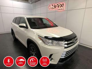 Used 2018 Toyota Highlander LE - AWD - SIÈGES CHAUFFANTS for sale in Québec, QC