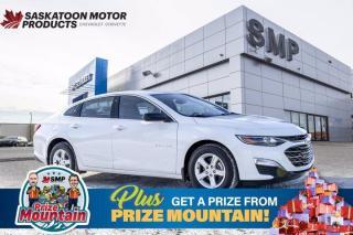 New 2021 Chevrolet Malibu LS for sale in Saskatoon, SK