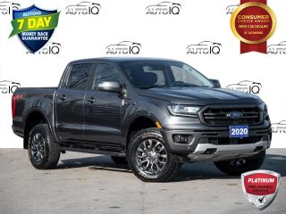 Used 2020 Ford Ranger Lariat | FX4 Off-Road Package | Sport Appearance Package! for sale in St Catharines, ON