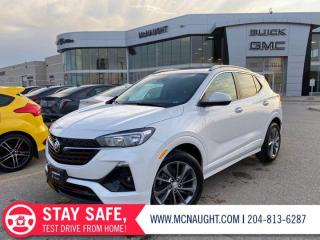 New 2021 Buick Encore GX Select for sale in Winnipeg, MB