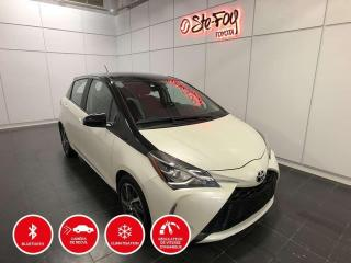Used 2018 Toyota Yaris SE - SIÈGES CHAUFFANTS for sale in Québec, QC