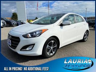 Used 2017 Hyundai Elantra GT SE - LOW KMS for sale in Port Hope, ON