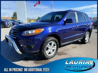 Used 2010 Hyundai Santa Fe GL FWD for sale in Port Hope, ON