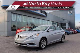 Used 2012 Hyundai Sonata GL Self Certify - Click Here! Test Drive Appts Available! for sale in North Bay, ON