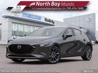 New 2021 Mazda MAZDA3 SPORT GT for sale in North Bay, ON