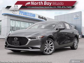 New 2021 Mazda MAZDA3 for sale in North Bay, ON