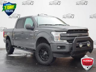 Used 2018 Ford F-150 Lariat for sale in Waterloo, ON
