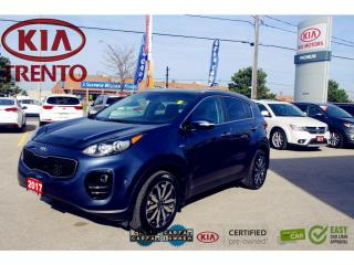 Used 2017 Kia Sportage EX AWD|LOW KM|1OWNER|18