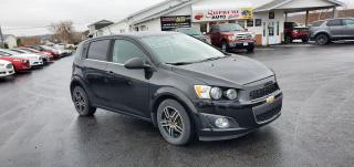 Used 2016 Chevrolet Sonic LT for sale in Mount Pearl, NL