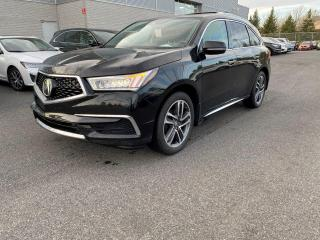 Used 2017 Acura MDX TECH * DVD * CUIR * Certifié 7ans / 160000km * for sale in Ste-Julie, QC