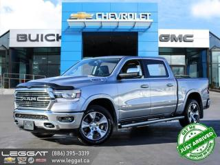 Used 2020 RAM 1500 Laramie ONE OWNER! | CLEAN HISTORY! for sale in Burlington, ON