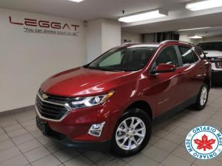 New 2021 Chevrolet Equinox LT - Power Liftgate - Cloth Seats for sale in Burlington, ON
