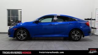 Used 2016 Honda Civic LX + MANUELLE + BLUETOOTH + DEMARREUR ! for sale in Trois-Rivières, QC