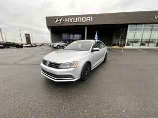 Used 2015 Volkswagen Jetta 4dr 2.0L Man Trendline+,A/C,CRUISE,BLUETOOTH for sale in Mirabel, QC
