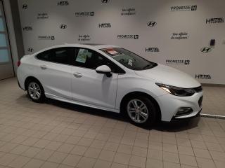 Used 2018 Chevrolet Cruze !!DIESEL!! JAMAIS ACCIDNTÉ **TRÈS RARE** for sale in St-Eustache, QC