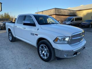 Used 2015 RAM 1500 Laramie, Diesel for sale in Ridgetown, ON