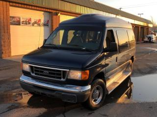 Used 2007 Ford Econoline Cargo Van E-250 Recreational for sale in Caledon, ON
