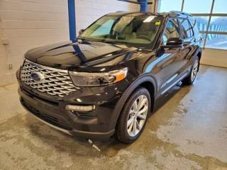 New 2021 Ford Explorer Platinum for sale in Moose Jaw, SK