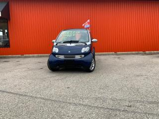 Used 2005 Smart fortwo for sale in Guelph, ON