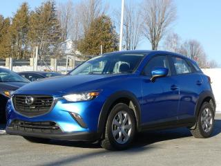 Used 2017 Mazda CX-3 GX BAS KILO ET DEMARREUR A DISTANCE for sale in St-Georges, QC