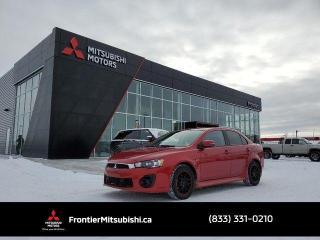 Used 2017 Mitsubishi Lancer ES for sale in Grande Prairie, AB
