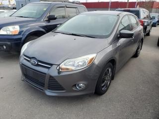 Used 2012 Ford Focus 5DR HB SE for sale in Winnipeg, MB