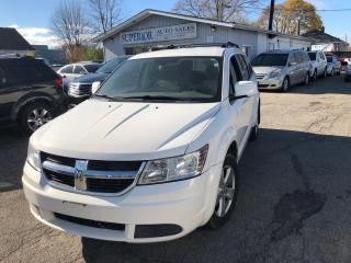 Used 2009 Dodge Journey SXT for sale in St Catharines, ON