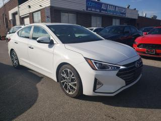 Used 2019 Hyundai Elantra Luxury for sale in Brampton, ON