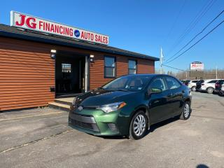 Used 2015 Toyota Corolla LE for sale in Millbrook, NS