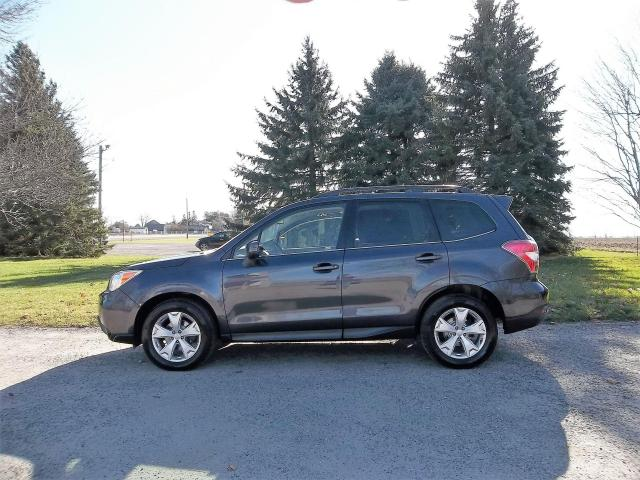 2014 Subaru Forester 2.5i Touring/ Limited AWD