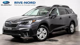 Used 2020 Subaru Outback Convenience BLUETOOTH+CAM.RECUL+APPLE.CARPLAY for sale in Boisbriand, QC