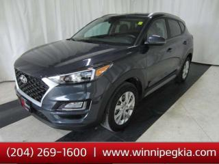 Used 2020 Hyundai Tucson *Accident Free, The Perfect SUV!* for sale in Winnipeg, MB