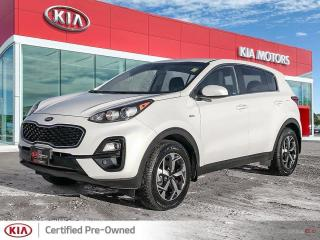 Used 2020 Kia Sportage LX AWD *Certified Pre-Owned!* for sale in Winnipeg, MB