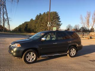 Used 2006 Acura MDX w/Touring Pkg for sale in Scarborough, ON