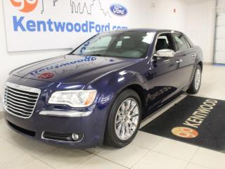Used 2013 Chrysler 300 LEATHER | HEATED SEATS | REMOTE START | LUXURY | ELEGANCE | for sale in Edmonton, AB