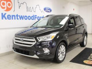 Used 2019 Ford Escape SEL | AWD | LEATHER | PNORAMIC ROOF | GREAT ESCAPE | for sale in Edmonton, AB