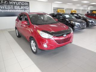 Used 2011 Hyundai Tucson GLS AUTO MAGS A/C CRUISE BT GROUPE ELECT for sale in Dorval, QC