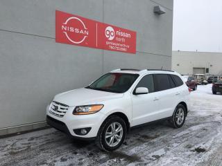 Used 2011 Hyundai Santa Fe LIMITED for sale in Edmonton, AB